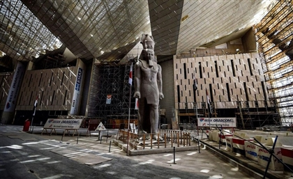 Grand Egyptian Museum Announces Ticket Prices