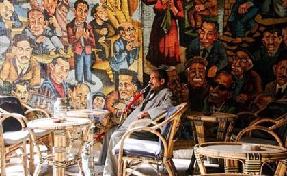 Cairo Saturday Walks Exhibition Displays Urban Beauty in Maadi