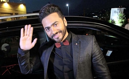 Tamer Hosny to Make His Directing Debut