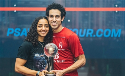 Momen Wins PSA World Title to Become First Married Championship Couple with El Welily