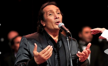 Ali Elhaggar Becomes the First Egyptian Singer to Receive Sultan Qaboos Award