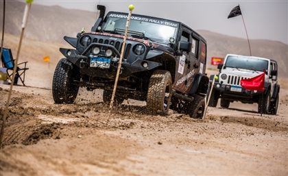 Get Pumped at Egypt's Desert Rally Championship 2019 in Makadi Heights