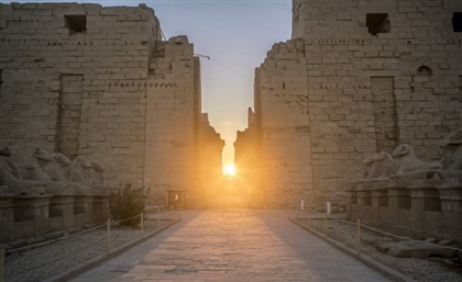 Luxor's Karnak Temple Complex Prepares For Spectacular Solar Alignment This Friday