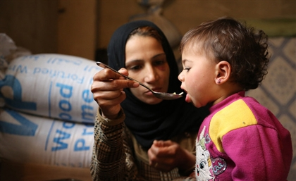 Egypt Teams Up With UN for School Feeding Programme