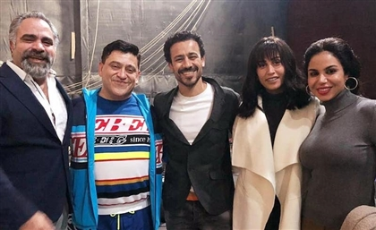 Dina El Sherbiny and Ahmed Dawood to Star in This New 3D Film