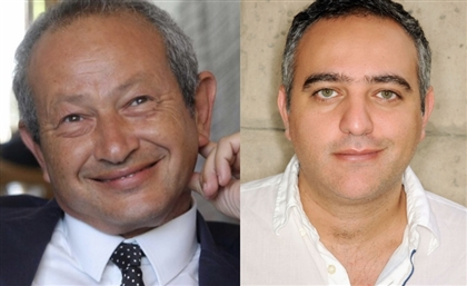 Naguib Sawiris and Mohamed Hefzy Makes Variety's Most Influential Media Leaders List