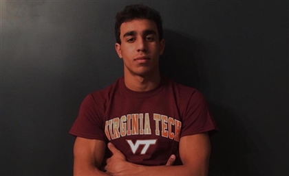 Egyptian Swimmer Youssef Ramadan Joins Farida Osman at Virginia Tech