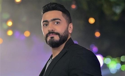 TikTok Partners Up With Tamer Hosny in Campaign Lighting Up Burj Khalifa