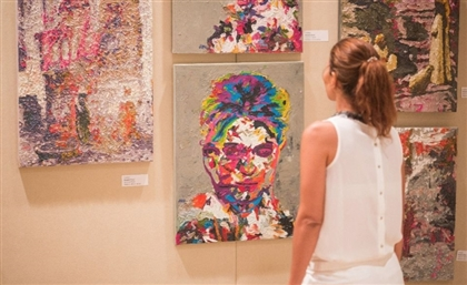 Hold On to Your Paintbrushes Because Uptown Cairo Is Getting Two Days Of Nonstop Art