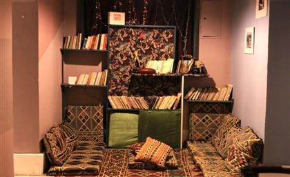 Zorba: Zamalek's Newest Cosy Neighbourhood Art Space