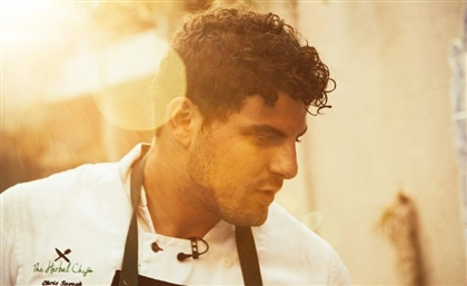World-Renowned Herbal Chef Christopher Sayegh Will Be Cooking His First Meal in Egypt