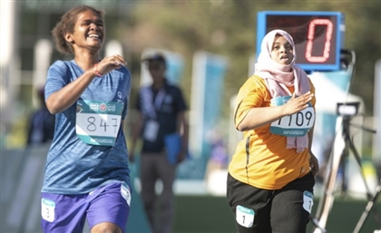 In Case you Haven't Heard, the First-Ever Pan-African Special Olympics has Just Started in Cairo