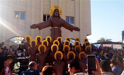 Coptic Martyrs Museum Commemorating the Deaths of ISIS Victims in Libya Opens in Minya