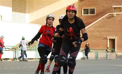 Watch: The Badass Women of Cairo's First Roller Derby Team
