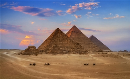 Visit the Pyramids of Giza from Your Home Through Google Maps' Immersive Virtual Tour