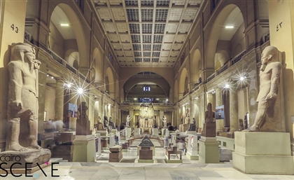 Egyptian Museum in Tahrir to Launch New Series of Online Lectures