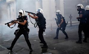 Fear & Loathing in Taksim