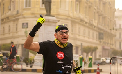 Cairo Runners Are Challenging You to Get Fit and Give Back