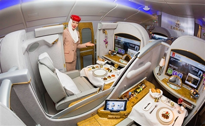 Gulf Airline Emirates Resumes Flagship Airbus A380 Services to Cairo