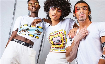 Anzo is the Newly-Launched Babylonian-Inspired Casual Wear Brand
