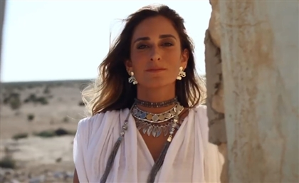 Famed Photographer Karim El Hayawan & Silver Screen Star Amina Khalil Collaborate on Evocative Film