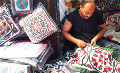 An EGP 50 Million Investment Will See Upper Egyptian Crafts Showcased to the World