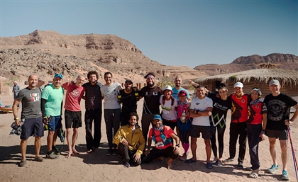 A Group of Intrepid Athletes are Preparing to Run 100 KM Across South Sinai