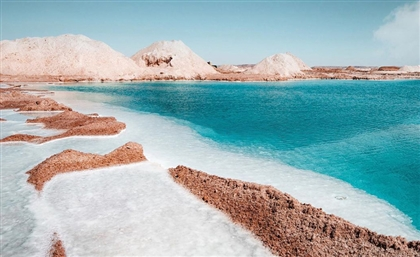 Experience Siwa's Ethereal Lakes with Gazef