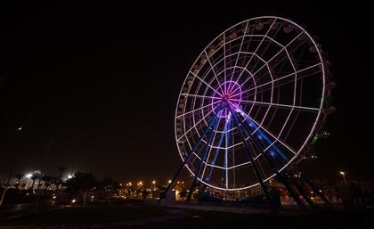 ZED Park Opens 50 Metre 'ZED Eye' Ferris Wheel