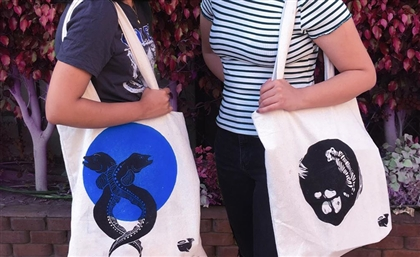 Holy Whale! This Egyptian Brand Makes Eco-Friendly Tote Bags, Sketchbooks & More