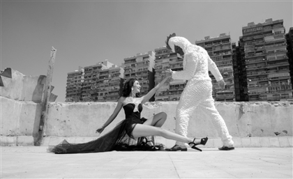 Egyptian Photographer Youssef Sherif Explores Desire in the Digital Age (ft. a Giant Chicken)