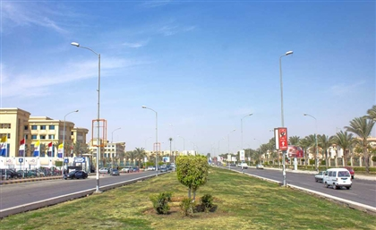 Sheikh Zayed City Gets a Monitoring Station to Fight Air Pollution