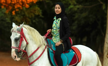 Upper Egypt Gets Its First Female-Led Equestrian School
