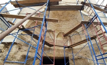 Restoration Begins on Unique Mamluk Fountain