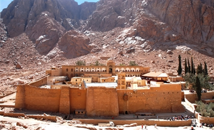St Catherine Monastery to Receive New Complex for Tourism