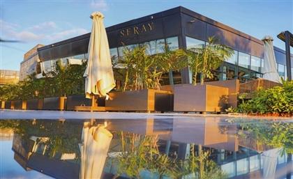 Sheikh Zayed Says 'Ahleen' to Beirut's Seray
