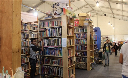 Flip Through Sheikh Zayed Book Fair on April 1st