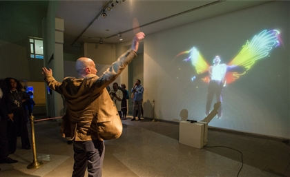 Art & Technology Come Together at Cutting-Edge Cairotronica Exhibition