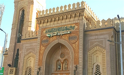 One of the Oldest Mosques in Egypt Reopens in Damanhur