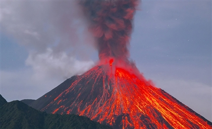 Did Volcanoes on the Other Side of the World Bring Down Ancient Egypt?