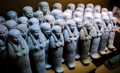 Egypt Opens Region's First Factory for Archaeological Replicas
