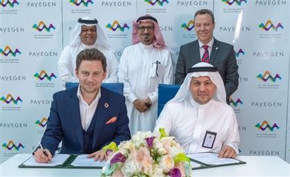 KSA's Wadi Makkah Invests in UK Kinetic Walkway Startup Pavegen