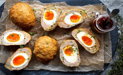 Scotch Eggs? Gammon Steaks? You Can Actually Get Them in Cairo Now