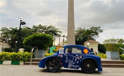 Cairo University Eco-Racing Team Wins at Global Shell Eco-Marathon