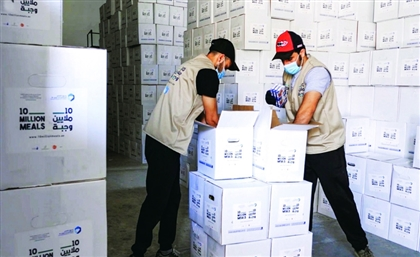 100 Million Meals Programme to Distribute Meals Across the Region