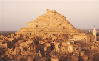 New Siwa Oasis Museum in Shali Fortress
