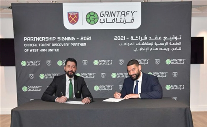 KSA's Grinitfy Teams Up with UK Football Club West Ham United