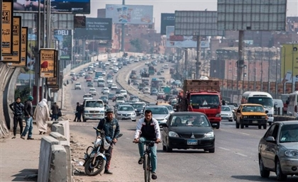 Cairo's Ring Road to Receive Express Bus System