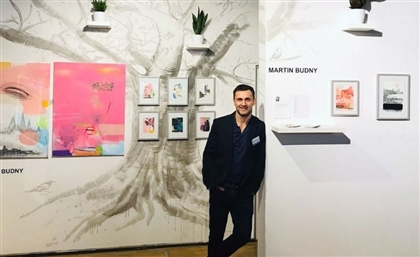 Polish-Bulgarian Artist Martin Budny Exhibits at Osana Wellness Centre