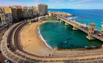 You Can Now Reserve Your Spot at One of Alexandria's Beaches Online